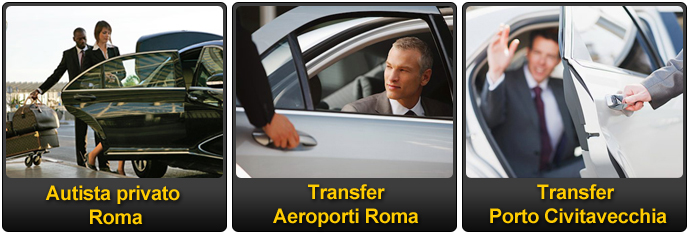 Pick up airport Fiumicino